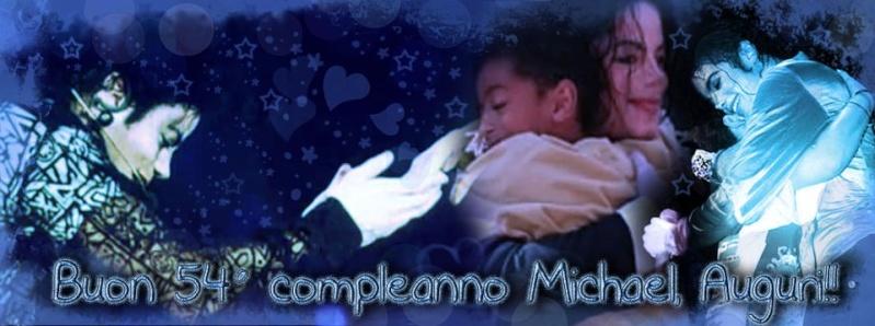 Happy Birthday dear Michael! 55163210