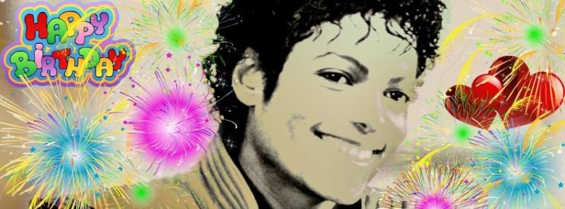 Happy Birthday dear Michael! 55554910
