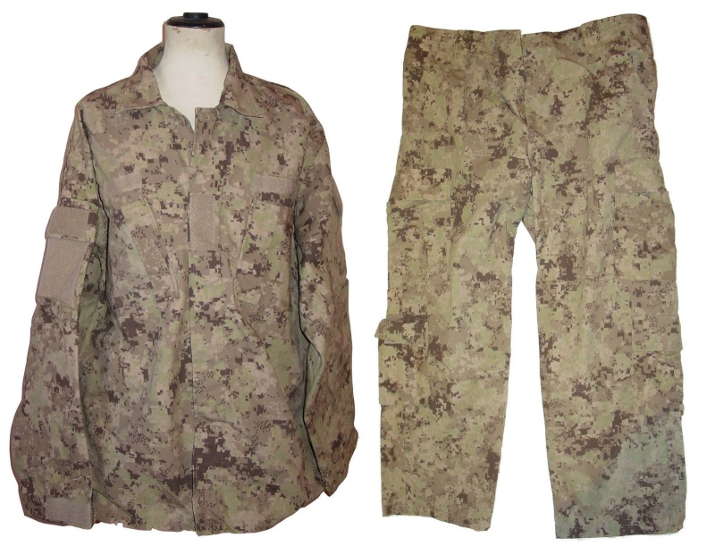Latest lot of Afghan uniforms Ancop_10