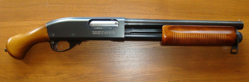 Remington à pompe custom de type S.B.S. (Short, Barrel, Shotgun) - Page 2 18620610