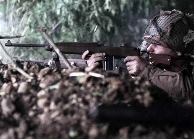 M1A1 Paratrooper Carbine de King Arms M1a1-p10