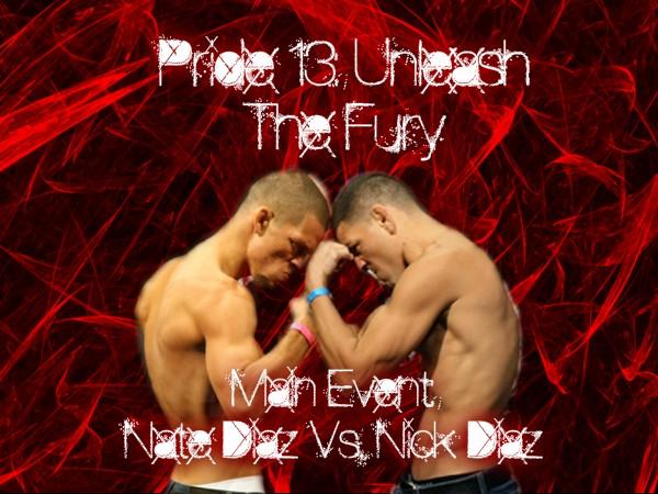 Pride 13: Unleash The Fury  Pride110