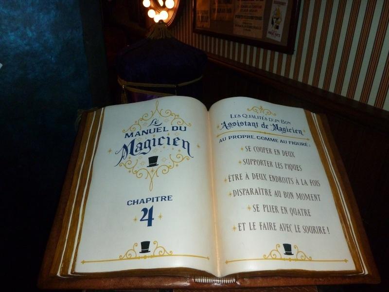 Meet Mickey Mouse - Rencontre avec Mickey (depuis le 16 mai 2012) - Page 28 P1030811
