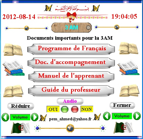 Documents importants pour la 3AM  2012/2013 3am_bm10