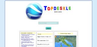 Nuovi progetti in Topdeskle: stiamo lavorando per sostituire iGoogle O5awed10