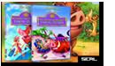 Timón y Pumba en DVD