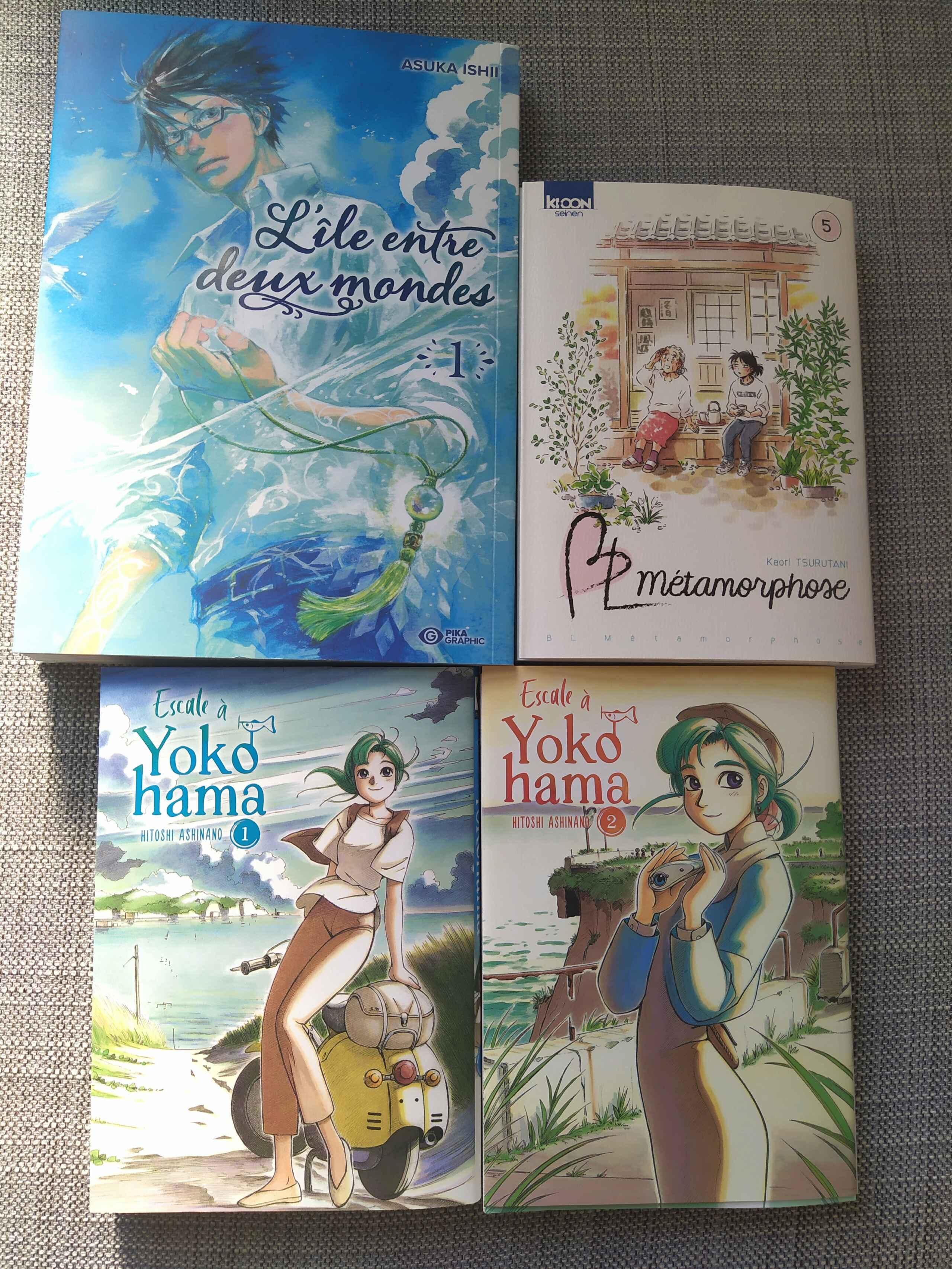 Vos achats d'otaku ! - Page 32 16188511