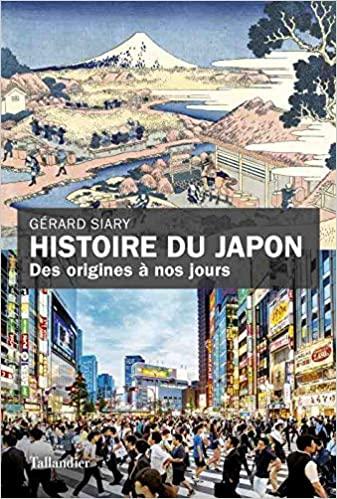 [LIVRE] Histoire du Japon par Gérard SIARY 51ghls10
