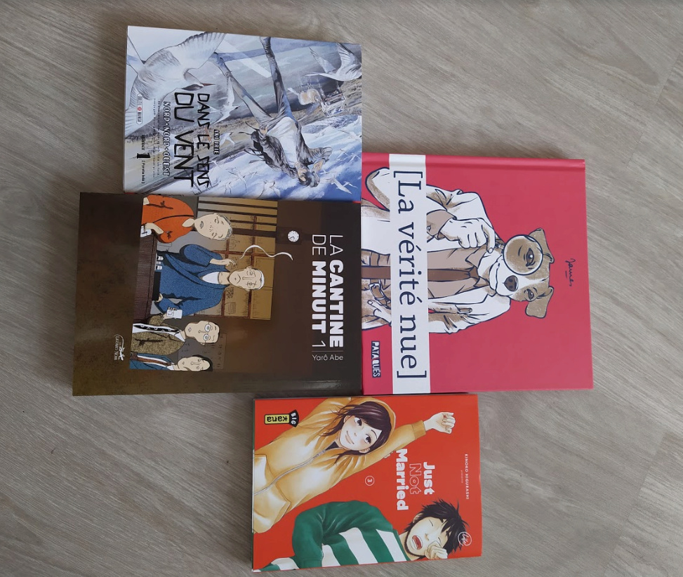 Vos achats d'otaku ! - Page 29 Achats10