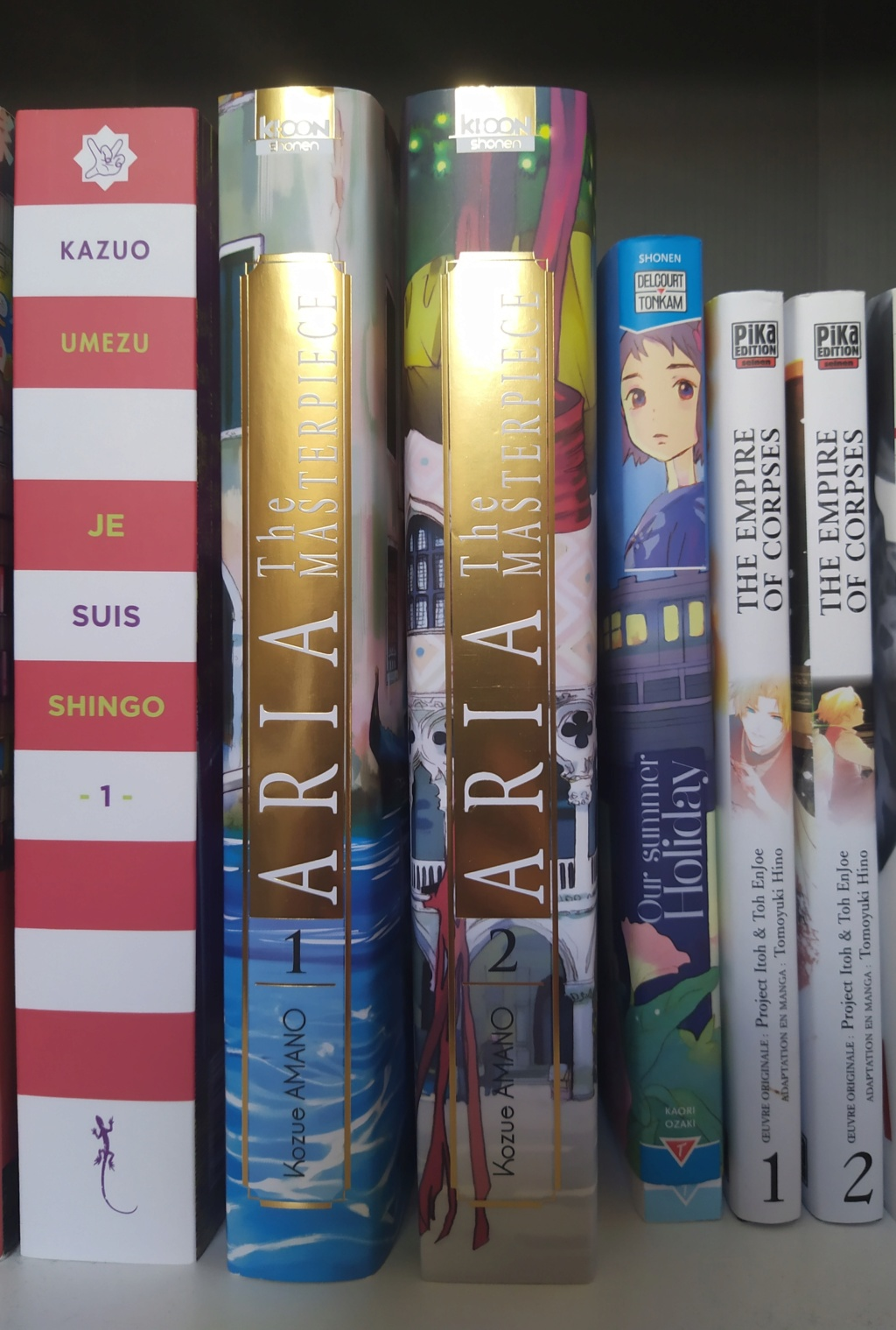 Vos achats d'otaku et vos achats ... d'otaku ! - Page 28 Img_2012
