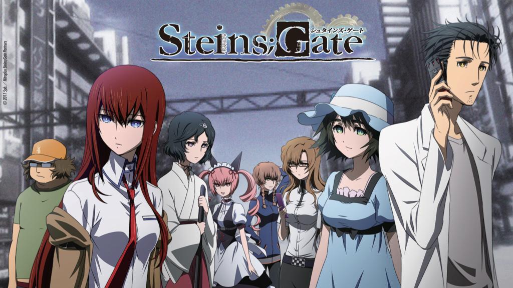 10 ans d'anime [2010-2019] Steins10