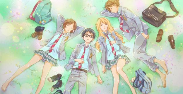 10 ans d'anime [2010-2019] Yourli10