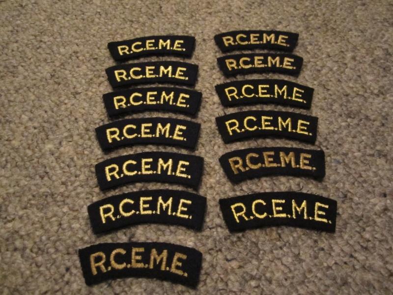 WTB-RCEME Battle Dress Img_0111