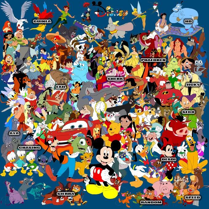 Duos en photo Disney10