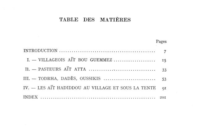 MAROC CENTRAL ( J. Robichez ) Maroc198