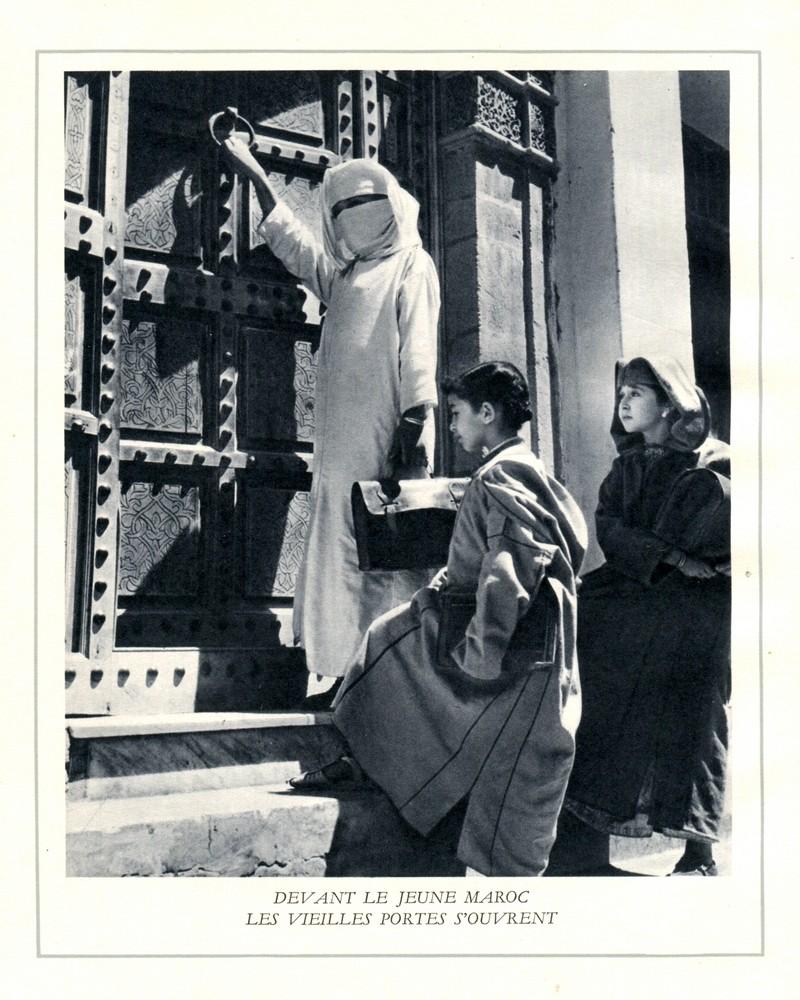 L'Oeuvre de la France au Maroc de 1912 à 1950. Maroc205