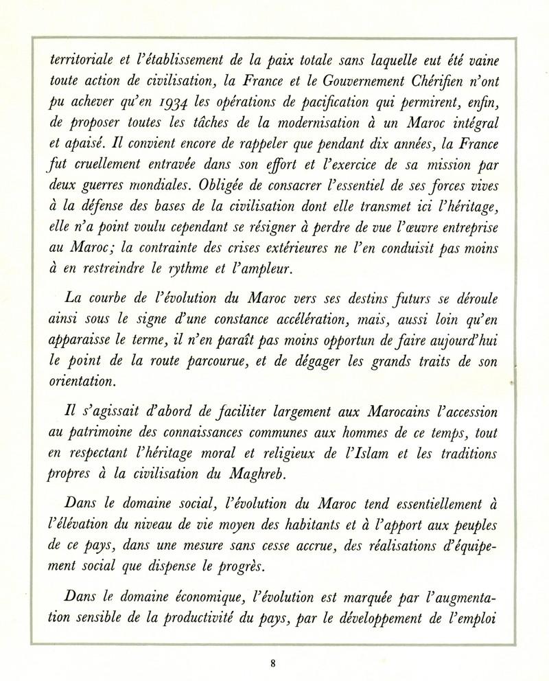 L'Oeuvre de la France au Maroc de 1912 à 1950. Maroc208