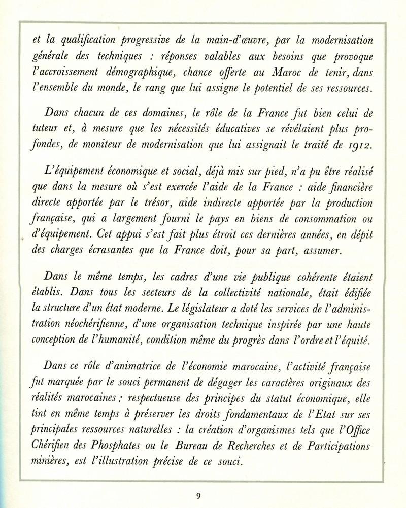 L'Oeuvre de la France au Maroc de 1912 à 1950. Maroc209