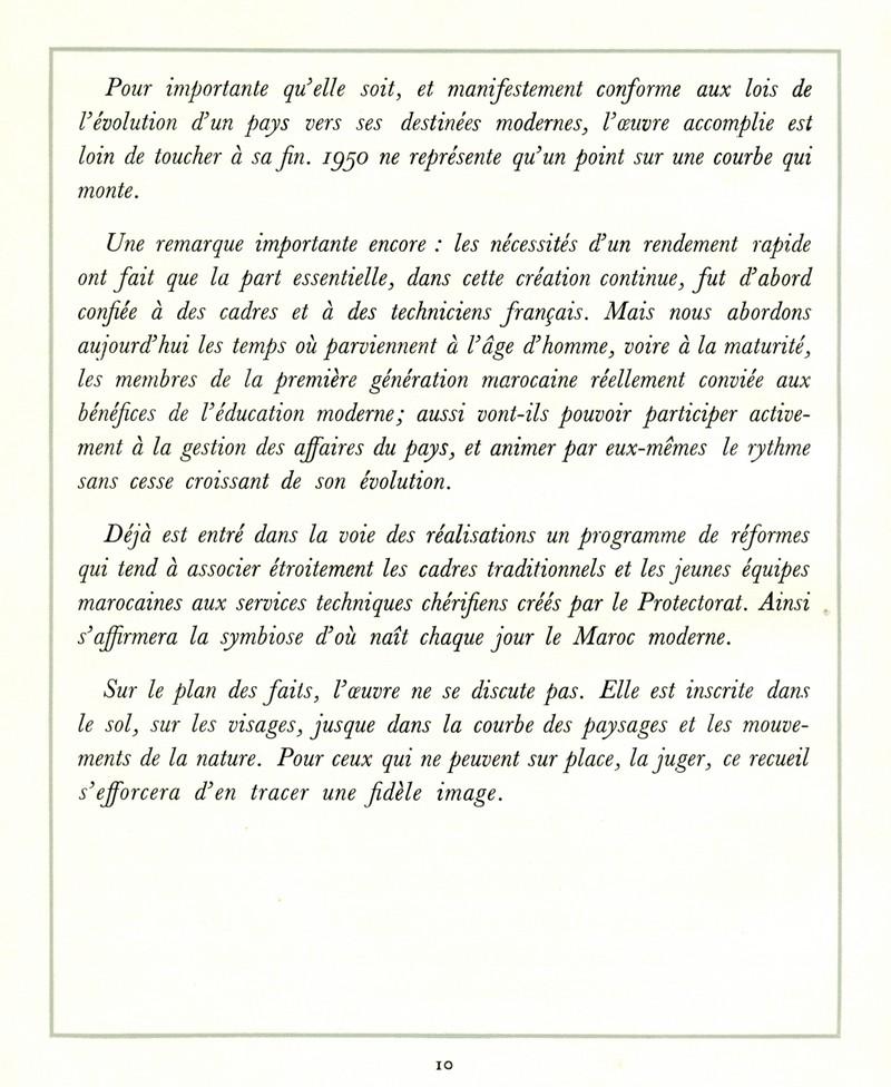 L'Oeuvre de la France au Maroc de 1912 à 1950. Maroc210