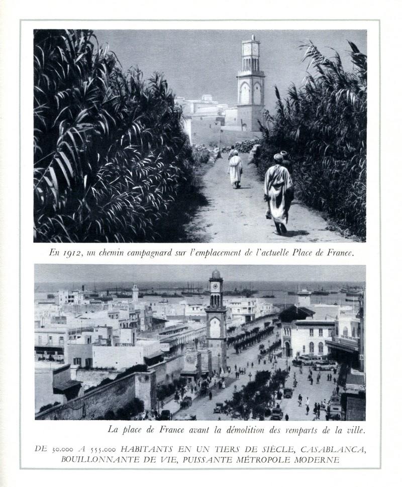 L'Oeuvre de la France au Maroc de 1912 à 1950. - Page 2 Maroc235