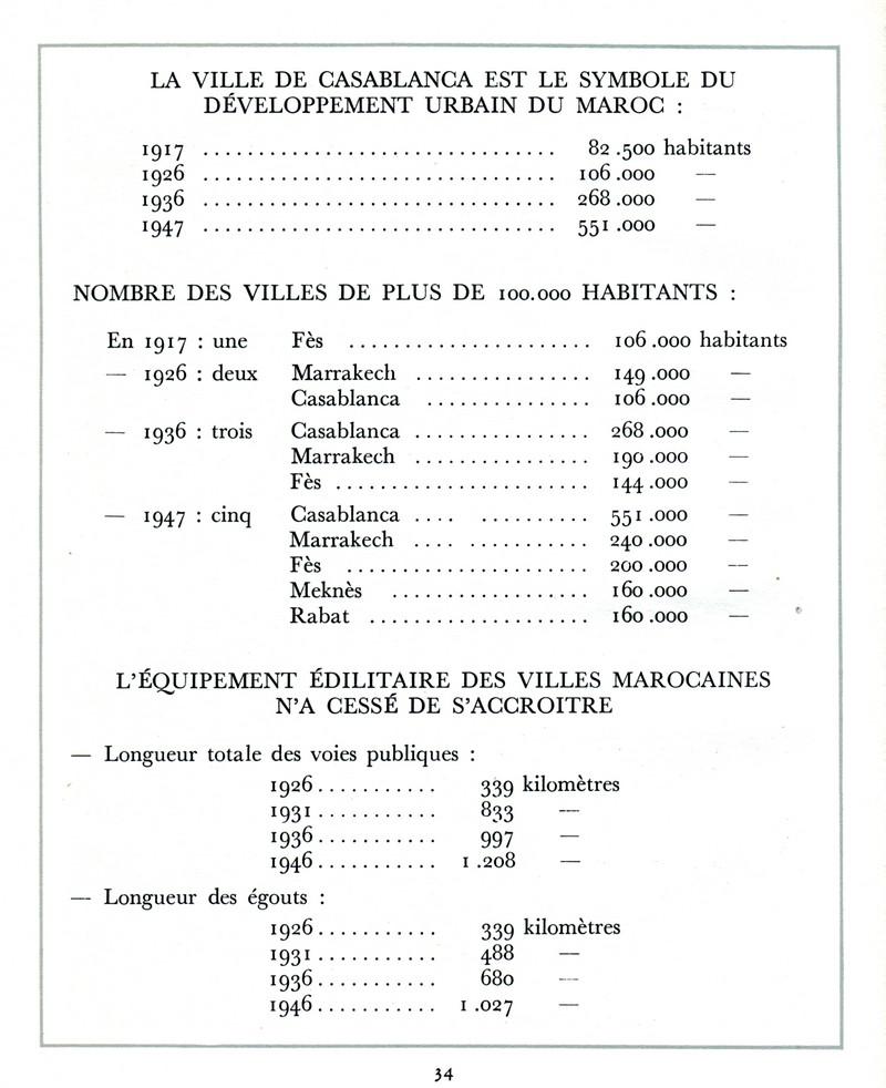 L'Oeuvre de la France au Maroc de 1912 à 1950. - Page 2 Maroc238
