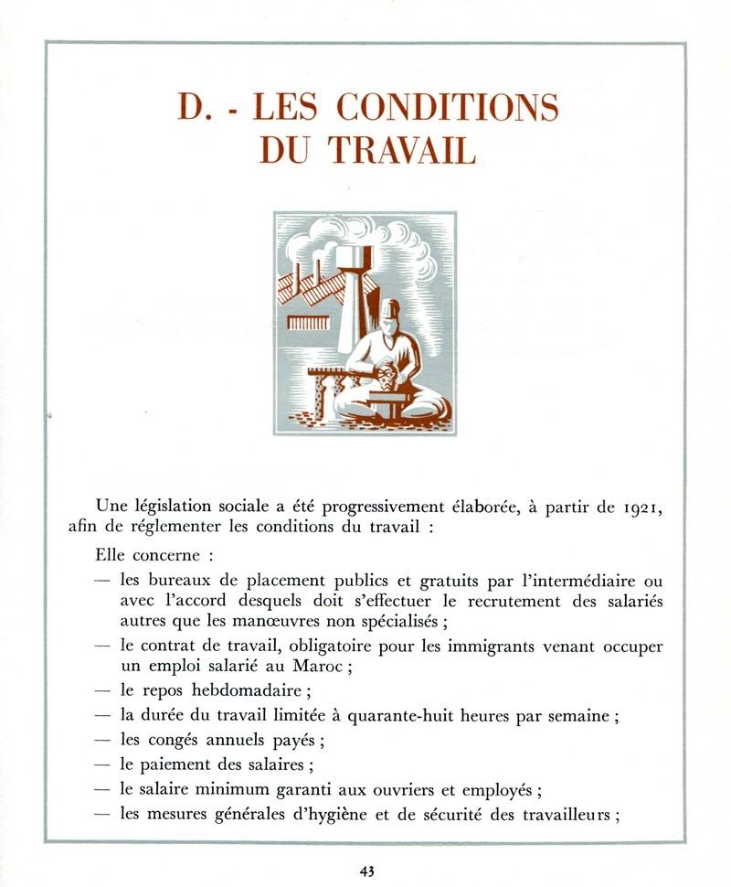 L'Oeuvre de la France au Maroc de 1912 à 1950. - Page 2 Maroc247