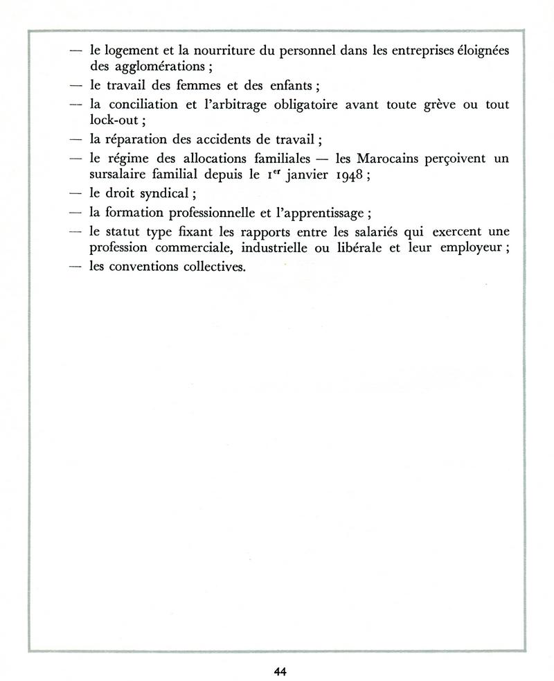 L'Oeuvre de la France au Maroc de 1912 à 1950. - Page 2 Maroc248