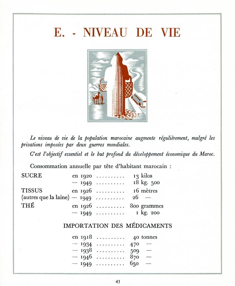 L'Oeuvre de la France au Maroc de 1912 à 1950. - Page 2 Maroc249