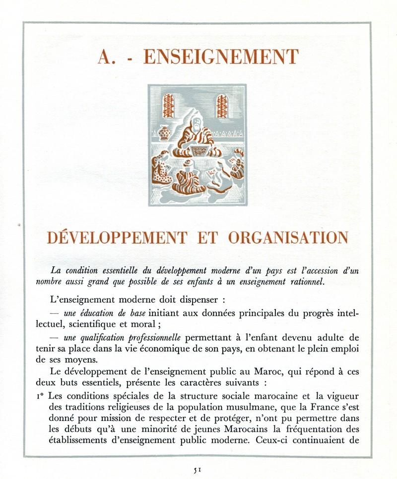 L'Oeuvre de la France au Maroc de 1912 à 1950. - Page 2 Maroc254
