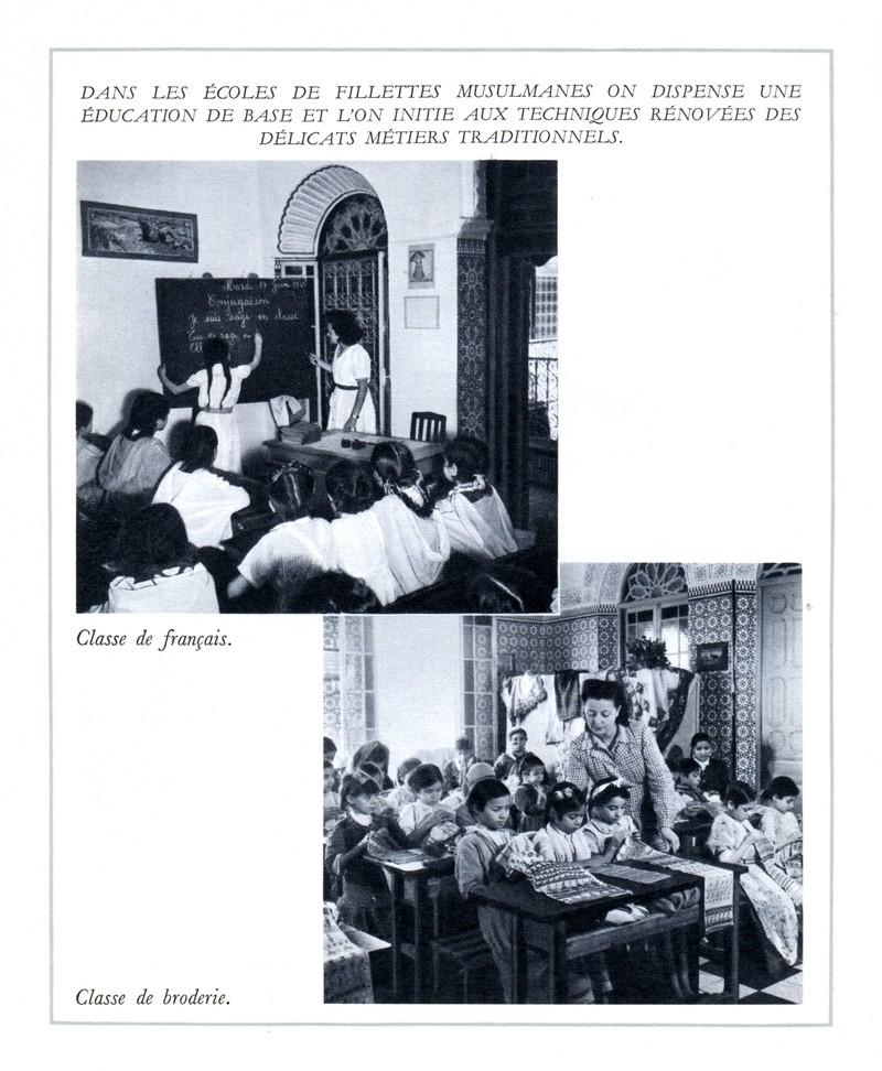 L'Oeuvre de la France au Maroc de 1912 à 1950. - Page 2 Maroc259