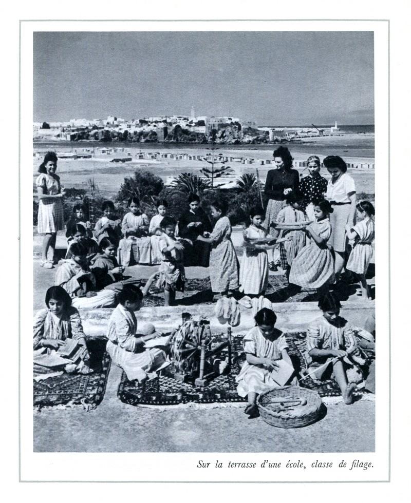 L'Oeuvre de la France au Maroc de 1912 à 1950. - Page 3 Maroc260