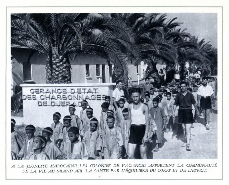 L'Oeuvre de la France au Maroc de 1912 à 1950. - Page 3 Maroc261