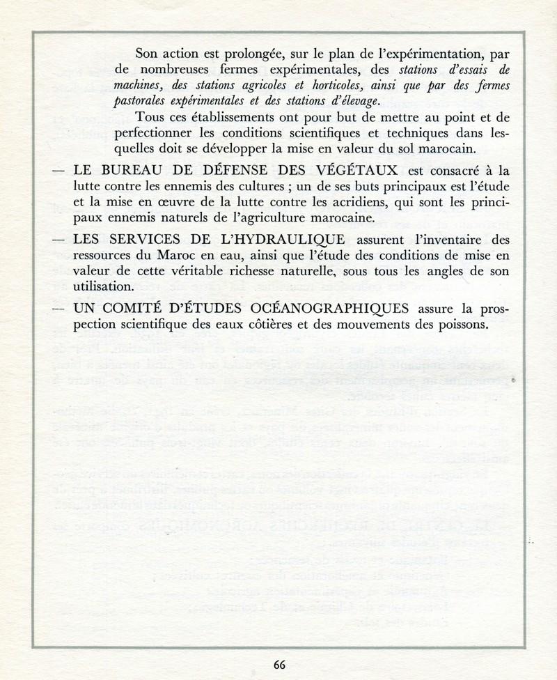 L'Oeuvre de la France au Maroc de 1912 à 1950. - Page 3 Maroc269