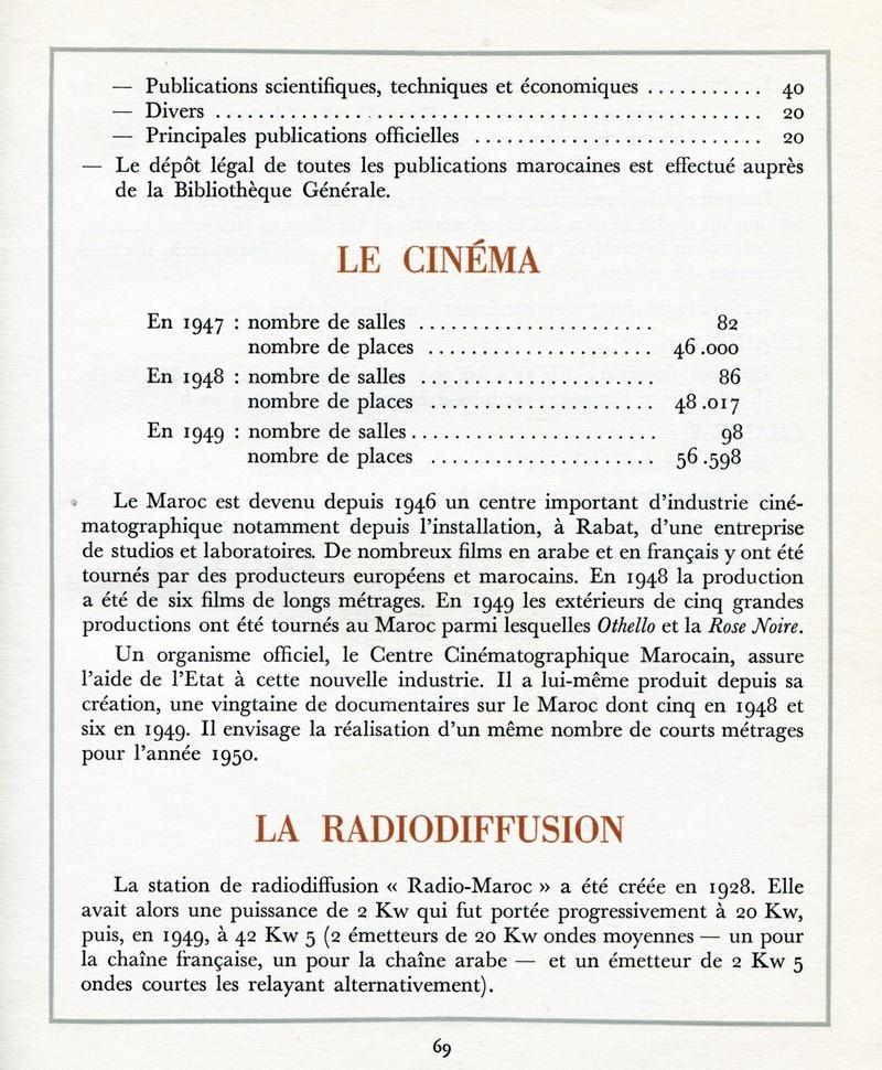 L'Oeuvre de la France au Maroc de 1912 à 1950. - Page 3 Maroc272