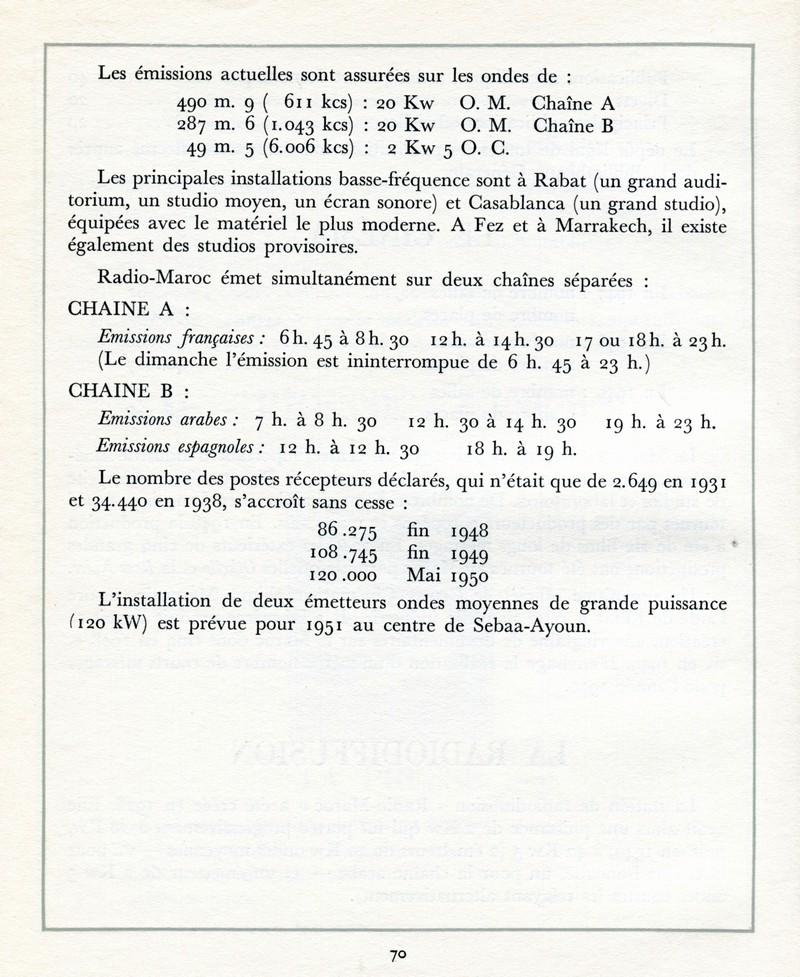 L'Oeuvre de la France au Maroc de 1912 à 1950. - Page 3 Maroc273