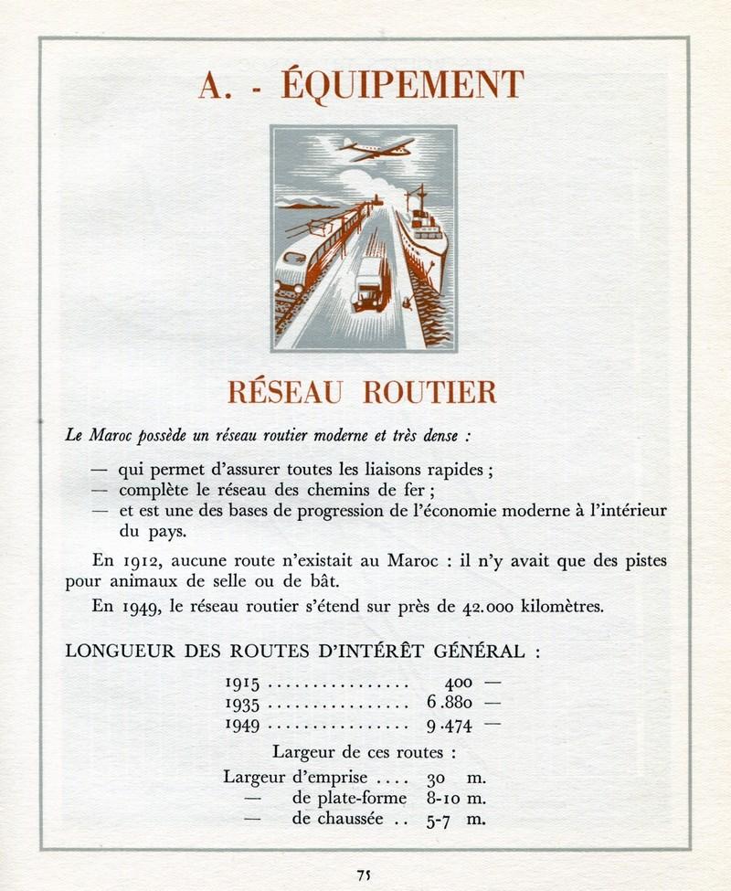 L'Oeuvre de la France au Maroc de 1912 à 1950. - Page 3 Maroc277