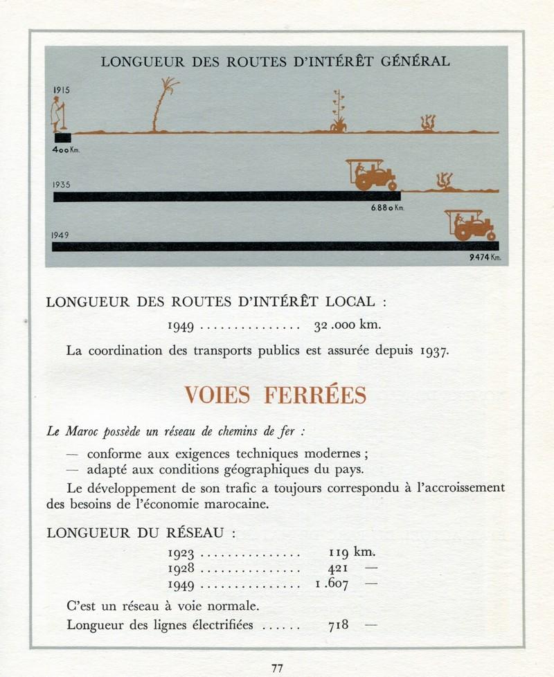 L'Oeuvre de la France au Maroc de 1912 à 1950. - Page 3 Maroc279