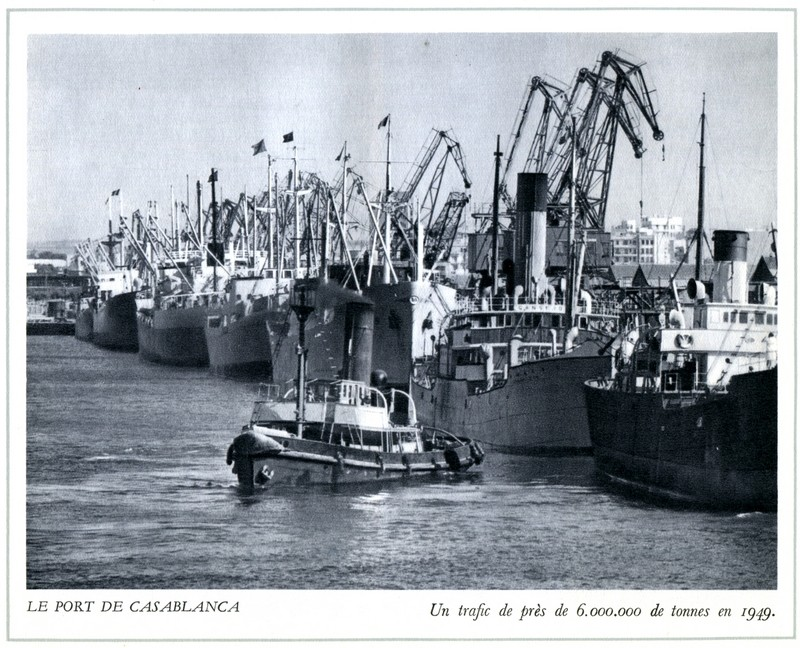L'Oeuvre de la France au Maroc de 1912 à 1950. - Page 3 Maroc281