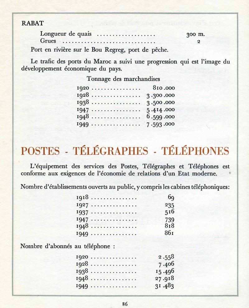 L'Oeuvre de la France au Maroc de 1912 à 1950. - Page 4 Maroc290