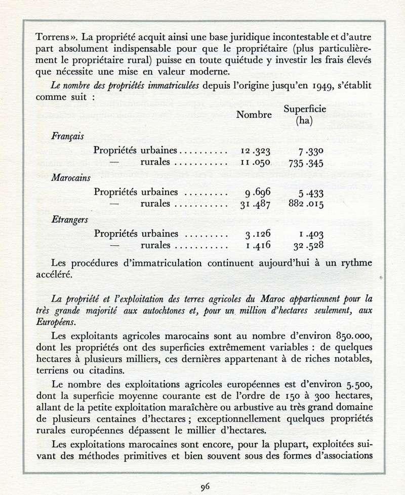 L'Oeuvre de la France au Maroc de 1912 à 1950. - Page 4 Maroc300
