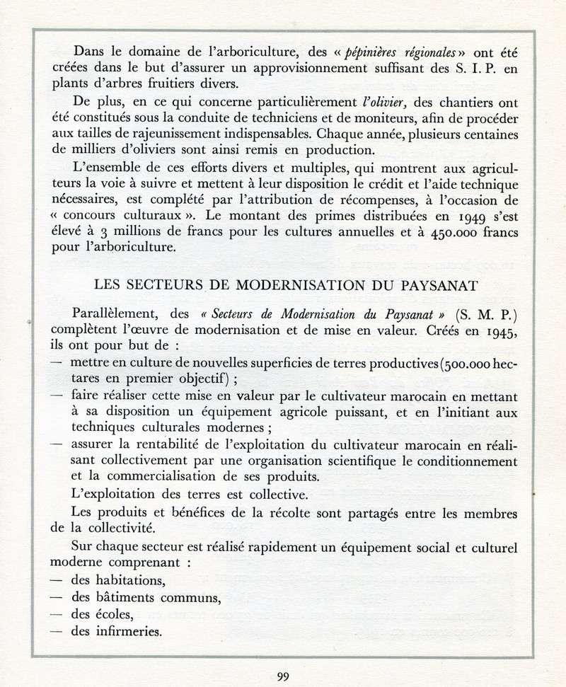 L'Oeuvre de la France au Maroc de 1912 à 1950. - Page 4 Maroc303