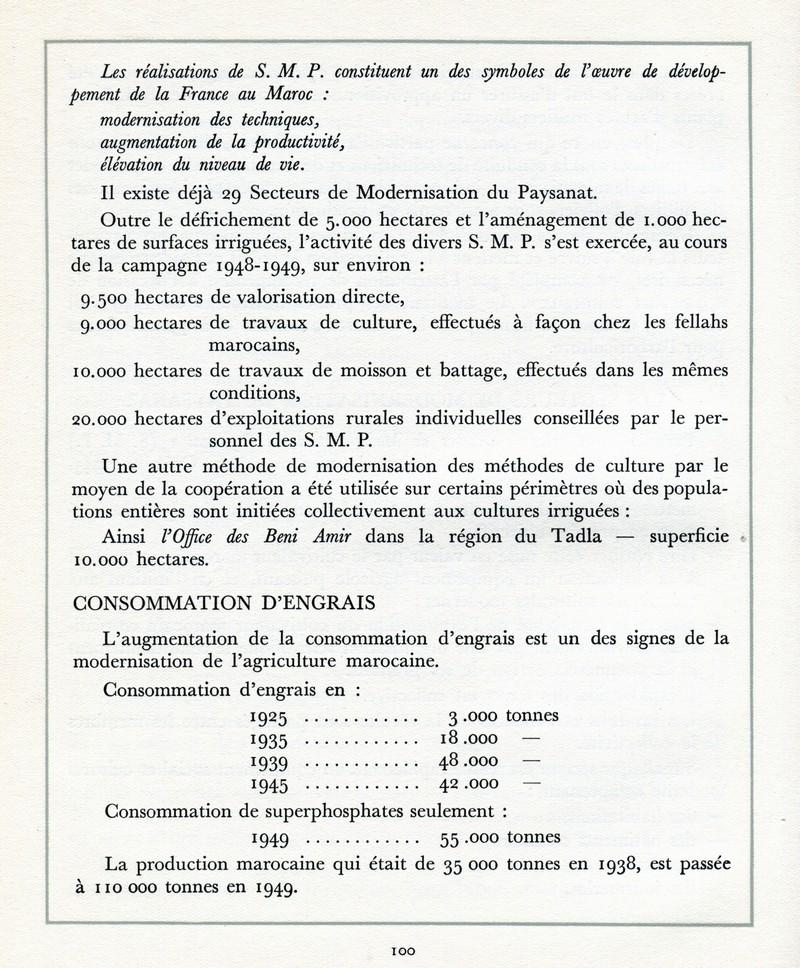 L'Oeuvre de la France au Maroc de 1912 à 1950. - Page 4 Maroc304