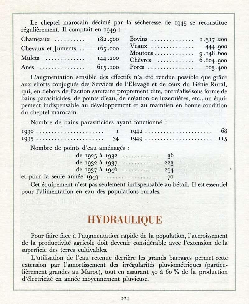 L'Oeuvre de la France au Maroc de 1912 à 1950. - Page 4 Maroc308