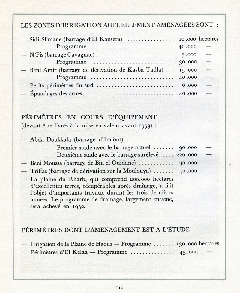 L'Oeuvre de la France au Maroc de 1912 à 1950. - Page 5 Maroc314