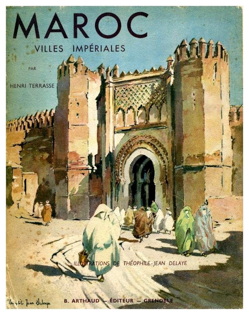 MAROC Villes Impériales Maroc337