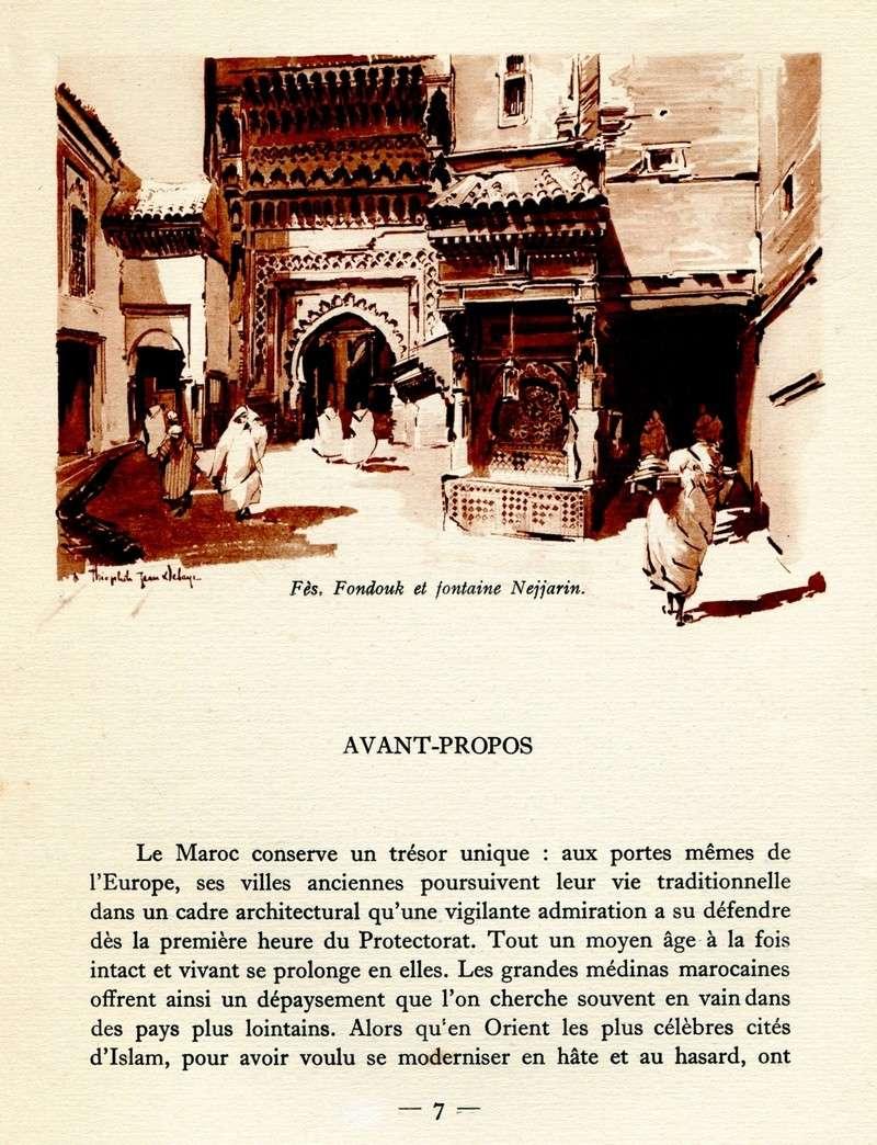 MAROC Villes Impériales Maroc340
