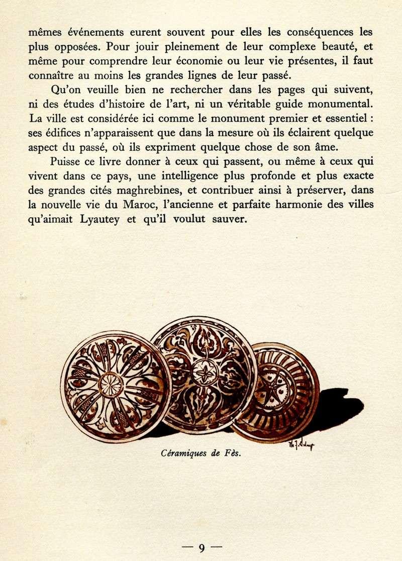 MAROC Villes Impériales Maroc342