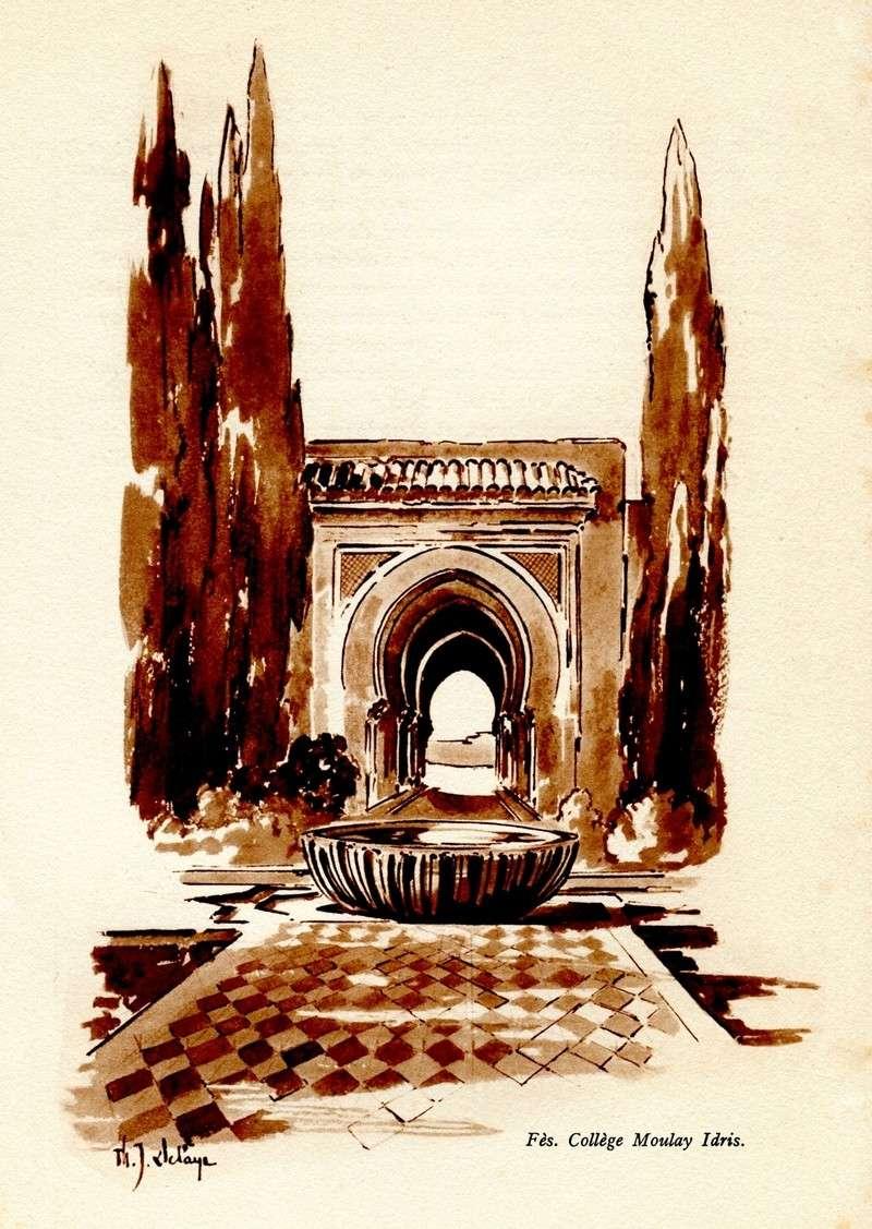 MAROC Villes Impériales Maroc343
