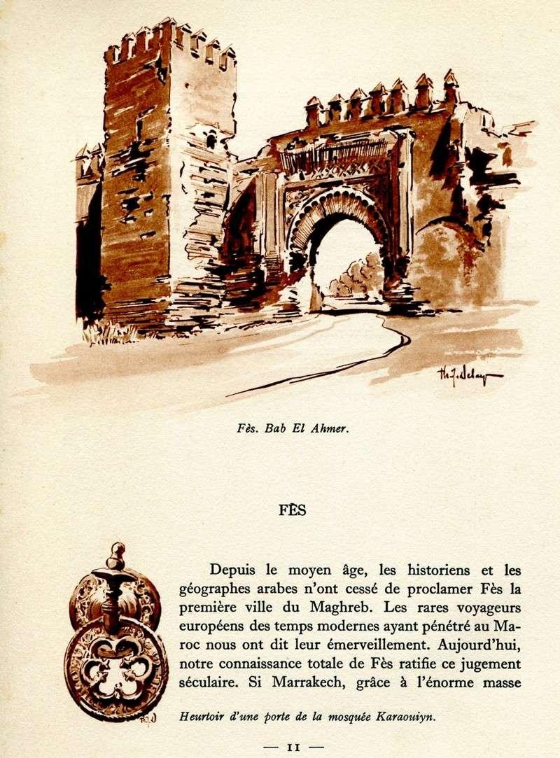 MAROC Villes Impériales Maroc344
