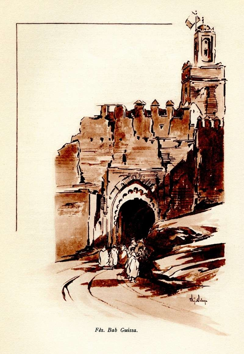 MAROC Villes Impériales Maroc348